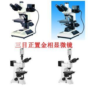 山东正置金相显微镜