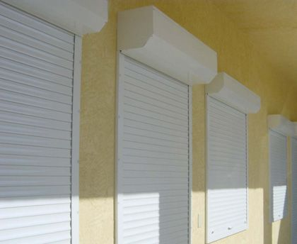 铝合金卷帘窗 外遮阳防盗卷帘窗 手动/电动卷帘