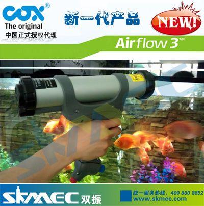 玻璃幕墙专业Airflow英国COX腊肠装气动胶枪