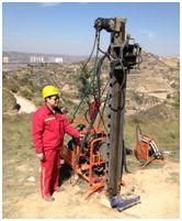 加拿大G30高频声波取样钻机水域沉积物取样