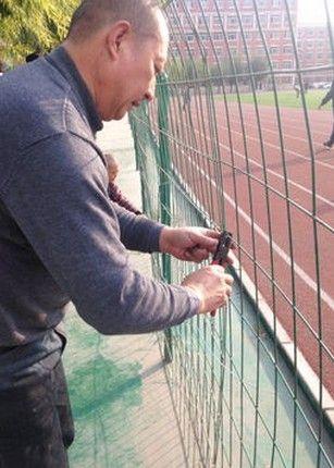 济南体育场围网,篮球场围网,体育场围栏网,球场围栏网厂家批发