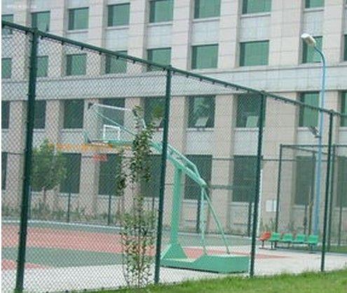 济南体育场围栏,护栏网,体育围网,勾花网,球场围网,