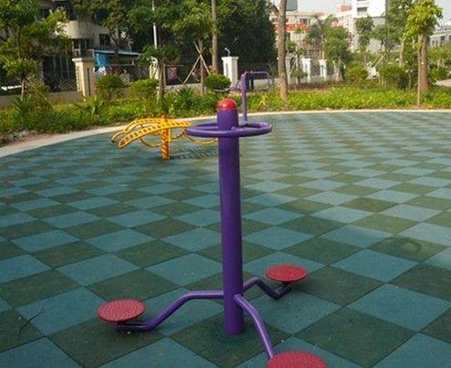 济南加厚舞蹈地胶 幼儿园塑胶地板 健身房安全地垫 橡胶地垫