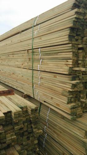 樟子松防腐木和花旗松防腐木的区别和作用,价格-上海园洲木业