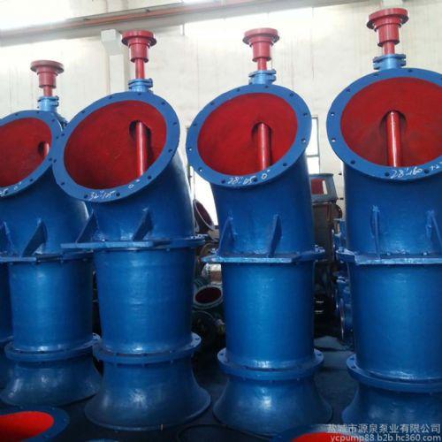 市政扬撒灌溉专用干式轴流泵