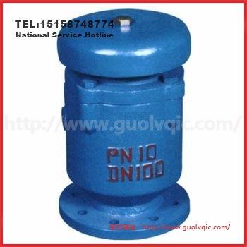 FSP复合式双口排气阀