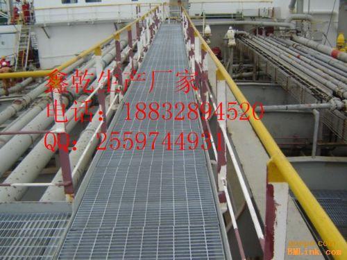 内蒙古钢格栅板价格在工厂车间平台设施的完美应用