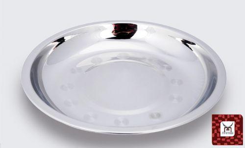 厂家批发直供A型不锈钢圆盘  无磁不锈钢圆盘 不锈钢碟子