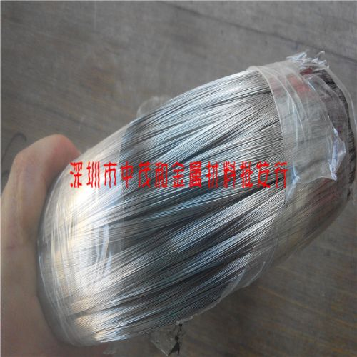 304不锈钢弹簧线生产厂家