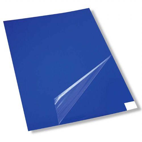 蓝色粘尘垫 粘尘地板胶 粘尘地垫 脚踏粘尘垫 防静电 无尘垫