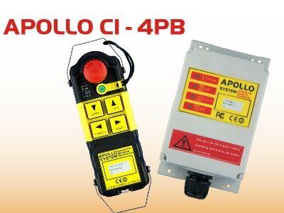 台湾阿波罗工业无线遥控器——C1-4PB