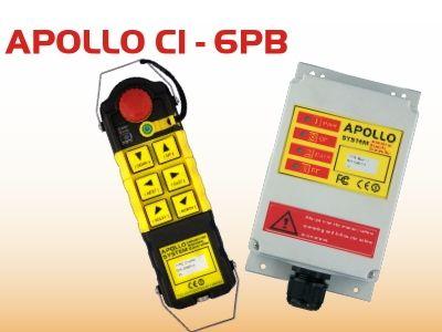 台湾阿波罗工业无线遥控器——C1-6PB
