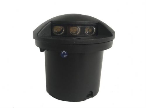 3W 暗装高透光LED步道灯IP68防护LED地埋灯埋地灯