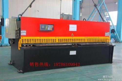 云南昆明液压摆式剪板机厂家