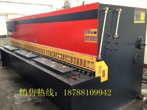 云南昆明不锈钢加工4米数控剪板机价格