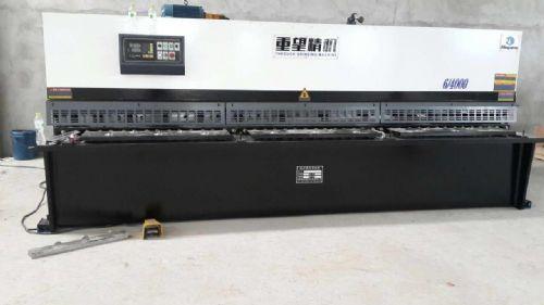 云南昆明QC12K-6×4000数控剪板机价格便宜 售后一流