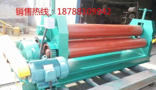 云南昆明半自动卷板机生产厂家
