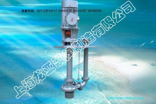 65FYB-32-2.5米不锈钢防爆液下泵