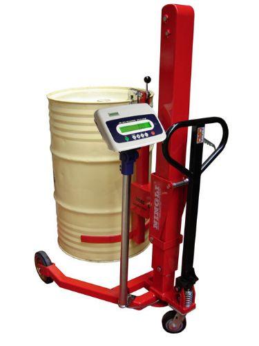 油桶电子秤 倒桶秤 钰恒抱桶电子秤 搬运油桶秤 防爆倒桶秤