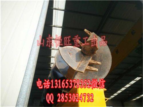 旋挖钻 螺旋钻机 履带式旋挖钻机恒旺制造