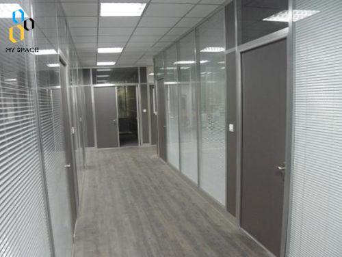 供应广西南宁办公玻璃隔断装修专用厂家,兆拓隔断