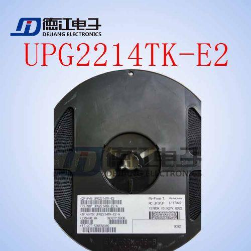 供应 UPG2214TK-E2 RENESAS品牌 全新原装 德江电子现货热卖