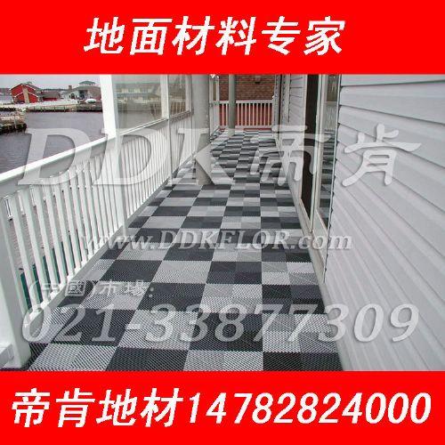 露天阳台新型功能性地板砖,室外露台地砖