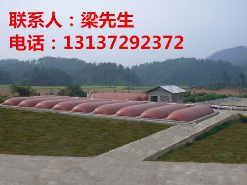 养牛场沼气池建设