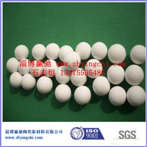 供应邹品高铝球惰性研磨瓷球硬度高耐磨性好