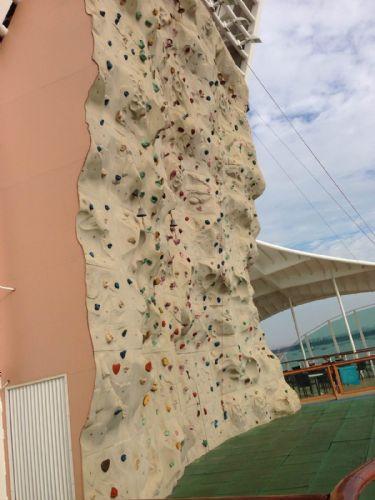 郑州室内攀岩方案