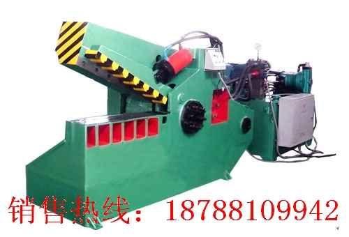云南昆明120T废金属剪切机多少钱一台