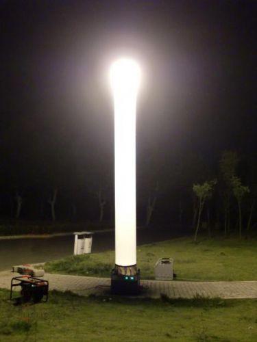 HM/S360 充气照明灯柱