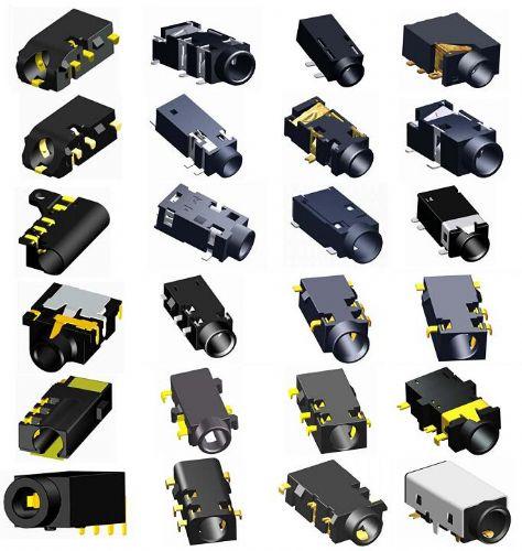 耳机插座电路图纸讲诉/耳机插口结构讲解/耳机母座工作讲说
