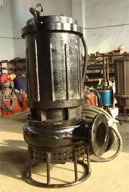 山东金泉自动搅拌尾矿泵 选矿泵
