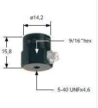 8636CKistler核电加速度计