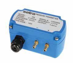 setra268MR 可选本安型传感器