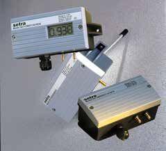 西特267 - 微差压传感器