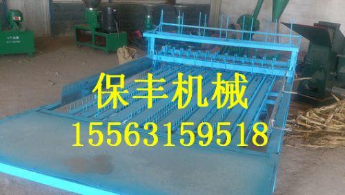 大型草帘机全自动秸秆编织机厂家直销价