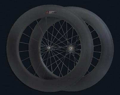 热销中的碳纤轮组