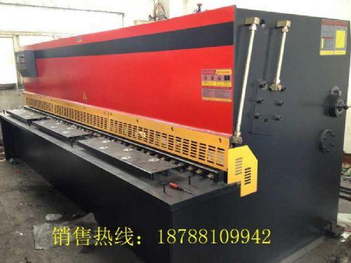 云南昆明QC12K系列液压剪板机生产厂家