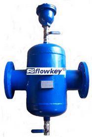 菲洛克气体杂质分离器(排气除渣器)厂家直销