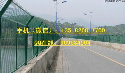 高速公路边隔离栅、桥梁防抛网、道路隔离围网维护栏