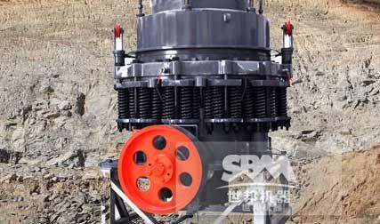 圆锥破液压过载保护装置原理