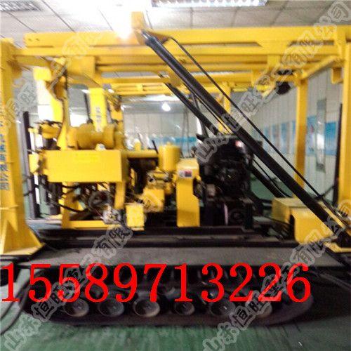 HW-230液压钻机 中小型钻井设备 打井机