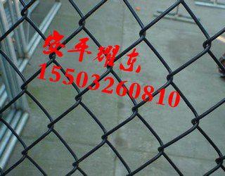 勾花护栏网的生产工艺流程